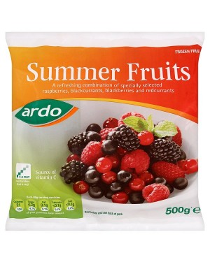 M3 Distribution Ardo Summer Fruits 500g