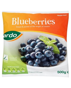 M3 Distribution Ardo Blueberries 500g