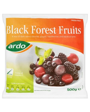 M3 Distribution Ardo Black Forest Fruits 500g