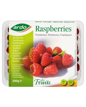 M3 Distribution Ardo Raspberries 300g