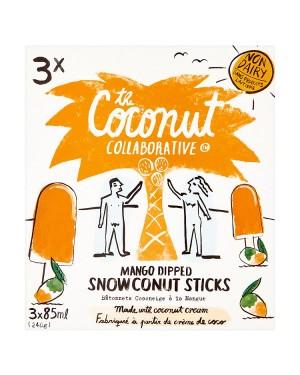 M3 Distribution Services Irish Food Wholesale Coconut Collaborative Coconut & Mango Yogurt Sitcks