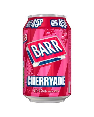 Barr Cherryade PM45p (24x330 ML)