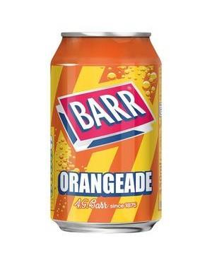 Barr Orangeade PM45p (24x330 ML)