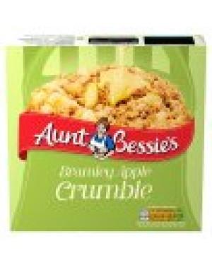 M3 Distribution Aunt Bessie's Apple Crumble 500g