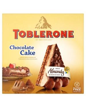 M3 Distribution Almondy Toblerone Chocolate Cake - Gluten Free