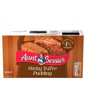 M3 Distribution Services Irish Food Wholesale Aunt Bessie's Sticky Toffee Pudding PMÃ'Ãâ€Å