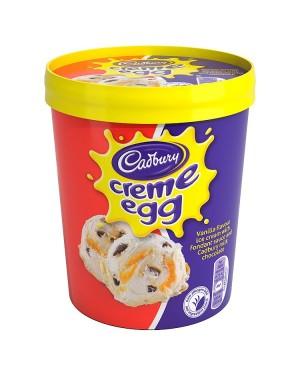 M3 Distribution Cadbury Crème Egg Ice Cream 4