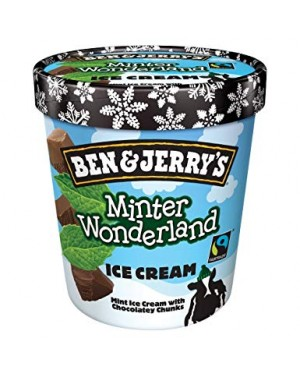 Ben & Jerry's Minter Wonderland (8x500 ML)