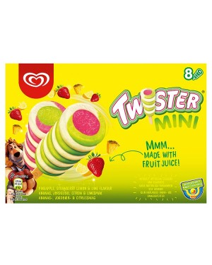 Walls Mini Twister (6x8pack)