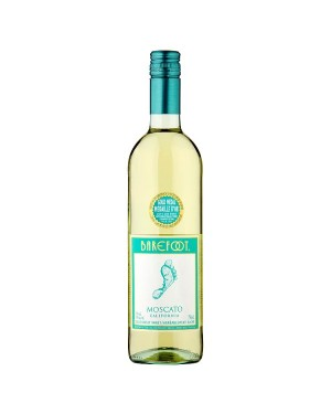 M3 Distribution Services Bulk Wholesale Barefoot Moscato (6x750ml)