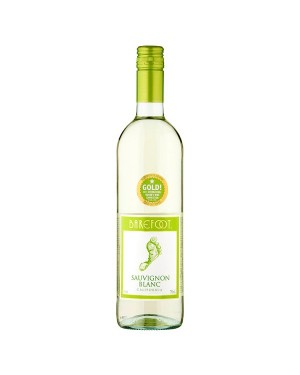 M3 Distribution Services Bulk Wholesale Barefoot Sauvignon Blanc (6x750ml)