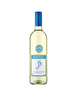 M3 Distribution Services Bulk Wholesale Barefoot Chardonnay (6x750ml)