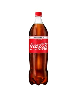 M3 Distribution Services Irish Food Wholesaler Coke Regular PM£1.99/2 for £3.30 (6x1.5Litre)