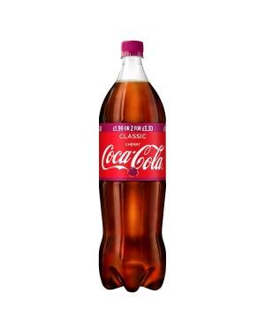 M3 Distribution Services Irish Food Wholesaler Coke Cherry PM£1.99/2 for £3.30 (6x1.5Litre)
