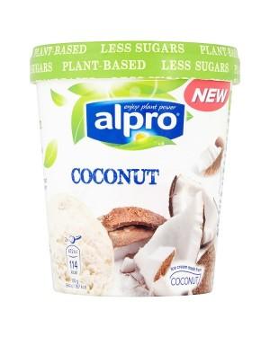 M3 Distribution Alpro Coconut Ice Cream 500ml