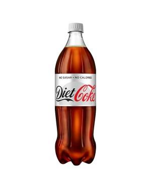 M3 Distribution Services Irish Food Wholesaler Coke Diet Sharesize PM£1.39 (12x1.25Litres)