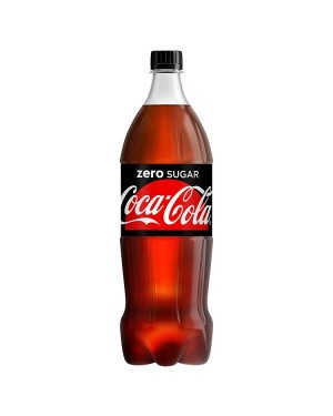 M3 Distribution Services Irish Food Wholesaler Coke Zero Sharesize PM£1.39 (12x1.25Litres)