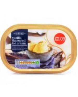 M3 Distribution Heritage Premium Vanilla 900ml