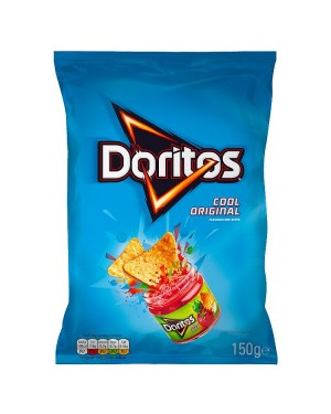 M3 Distribution Irish Wholesale Food Distributor Doritos Cool Original 150g
