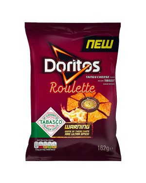 M3 Distribution Irish Wholesale Food Distributor Doritos Roulette 162g