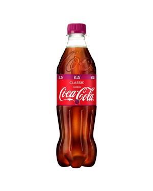 M3 Distribution Services Irish Food Wholesaler Coke Cherry PM£1.25 (24x500ml)