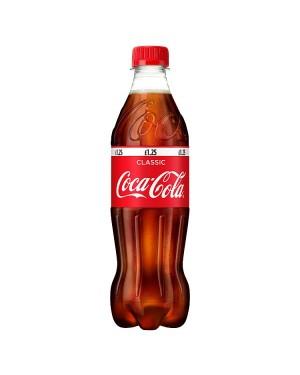 M3 Distribution Services Irish Food Wholesaler Coke Regular PM£1.25 (24x500ml)