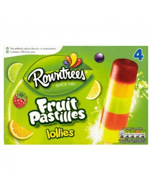 M3 Distribution Rowntree Fruit Pastilles Ice Lollies PM£2
