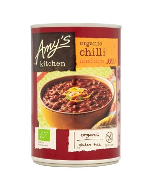 M3 Distribution Services Bulk Food Ireland Amy's Kitchen Medium Chilli 416g