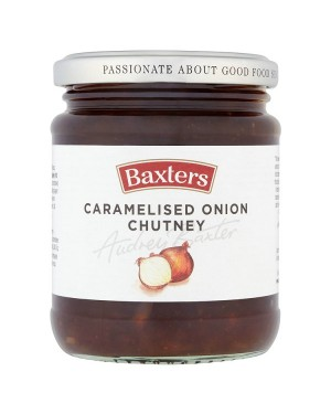 M3 Distribution Services Bulk Food Wholesaler Baxters Caramelised Onion Chutney