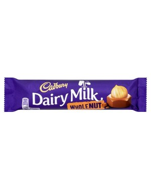 M3 Distribution Services Bulk Food Wholesaler Cadbury Dairy Milk Wholenut