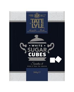 M3 Distribution Bulk Irish Wholesale Tate & Lyle White Sugar Cubes 500g
