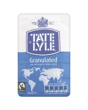 M3 Distribution Bulk Irish Wholesale Tate & Lyle Granulated Sugar 500g