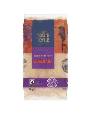 M3 Distribution Bulk Irish Wholesale Tate & Lyle Medium Bodied Demerara Sugar 1kg