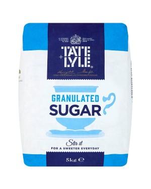 M3 Distribution Bulk Irish Wholesale Tate & Lyle Granulated Sugar 5kg