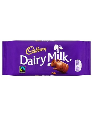 M3 Distribution Services Bulk Food Wholesaler Cadbury Dairy Milk 110g