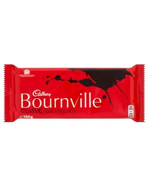 M3 Distribution Services Bulk Food Wholesaler Cadbury Bournville 180g Block