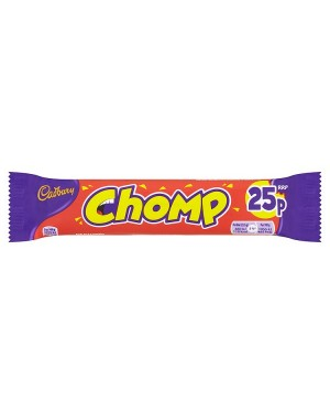 M3 Distribution Services Irish Food Wholesaler Cadbury Chomp Bar PM25p