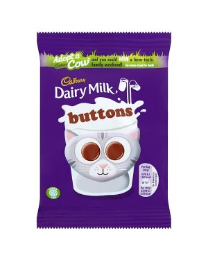 M3 Distribution Services Bulk Food Wholesaler Cadbury Dairy Milk Buttons 30g
