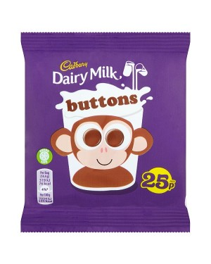 M3 Distribution Services Irish Food Wholesaler Cadbury Buttons PM25p