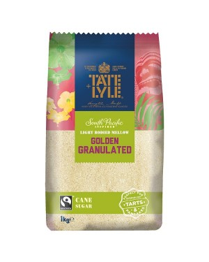 M3 Distribution Services Irish Food Wholesaler Tate & Lyle Golden Granulated Sugar (10x1Kg)