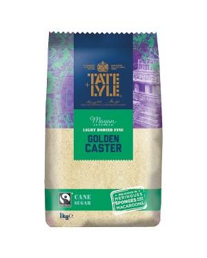 M3 Distribution Services Irish Food Wholesaler Tate & Lyle Golden Caster Sugar (10x1Kg)