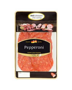 M3 Distribution Services Delicatessan Fine Eating Pepperoni 100g