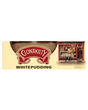 M3 Distribution Services Clonakilty Whitepudding Ring 200g