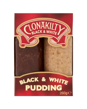 M3 Distribution Services Clonakilty Mini White & Black Puddings 260g