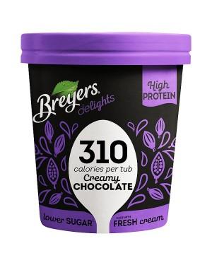 M3 Distribution Services Irish Food Wholesaler Breyers Creamy Chocolate Ice Cream (8x500ml)