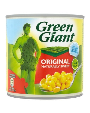 M3 Distribution Services Bulk Food Ireland Green Giant Original Sweetcorn 340g PM99p
