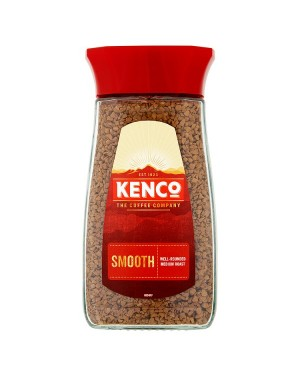 M3 Distribution Services Irish Food Wholesale Kenco Smooth Coffee Granules 200g