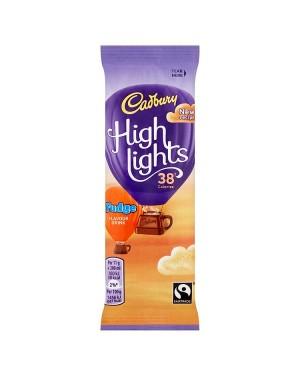 M3 Distribution Services Irish Food Wholesale Cadbury Highlights Fudge Flavour Drink (30x11g)