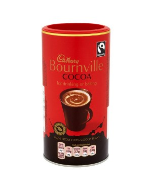 M3 Distribution Services Irish Food Wholesale Cadbury Bournville Cocoa 250g