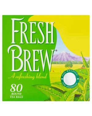 Freshbew Teabags PM£1.19 (6x80 S)